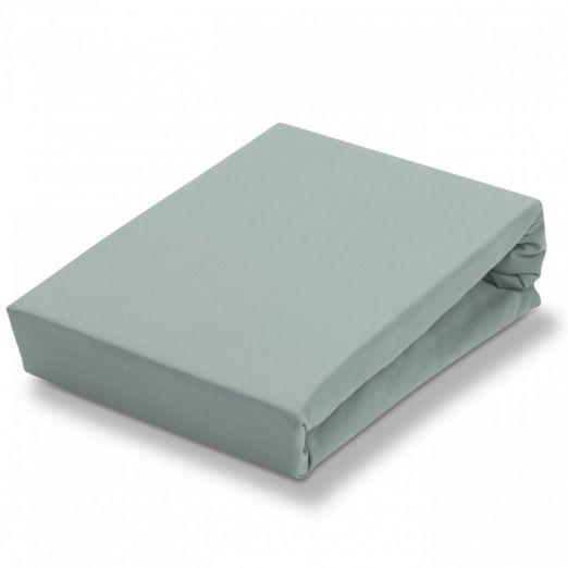 Vandyck-hoeslaken-jersey-soft-celadon-green