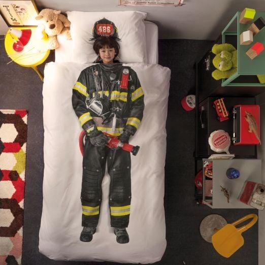 snurk-firefighter